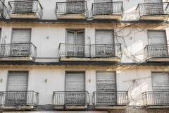 Old facade Stock Image