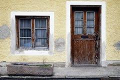 Old facade Royalty Free Stock Photos