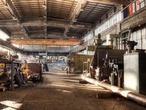 Free Old Factory Royalty Free Stock Photography - 14993087