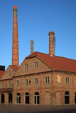 Old factory Royalty Free Stock Photos