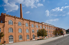 Old Factory building Royalty Free Stock Photo