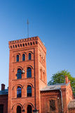 Old factory in Lodz Poland Stock Photography
