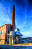 Old factory Stock Photography