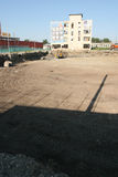 Old factory Proletarul in Bacau Royalty Free Stock Photos