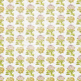 Old faded floral wallpaper Royalty Free Stock Images