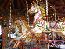 Old fair ground ride Stock Image