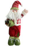 Old Fairytale Woodman With Gifts Stock Images