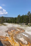 Old Faithful Park - Wyoming Stock Photos