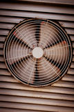 Old fan Royalty Free Stock Photography