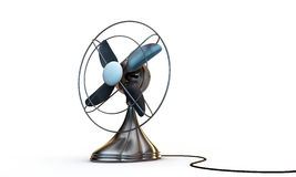 Old fan Royalty Free Stock Photo