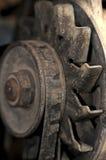 Old fan belt Royalty Free Stock Images