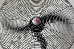 Old Fan Royalty Free Stock Photos