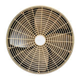 An Old fan in refrigerator Royalty Free Stock Photos
