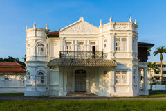 Old fancy colonial mansion Royalty Free Stock Photography