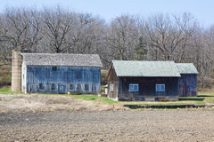 Old Farm Stock Photography