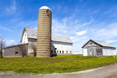 Old Farm Stock Photo