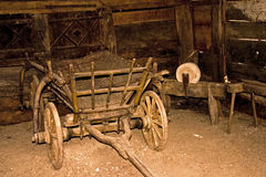 Old Farm. Antique Farm stock image