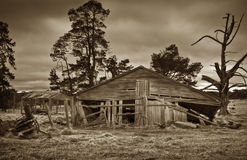 Old farm building Royalty Free Stock Photos