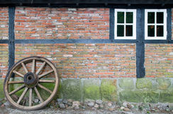 Old Farm Building Royalty Free Stock Image