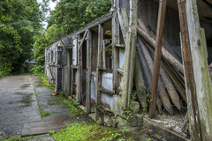 Old farm buildings in the UK Stock Photography