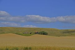 Old farm in the country Stock Photography