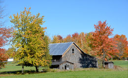 Old farm Stock Image
