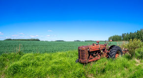 Old farm equipment Royalty Free Stock Images