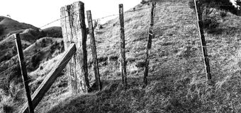 Old Farm Fence Royalty Free Stock Image