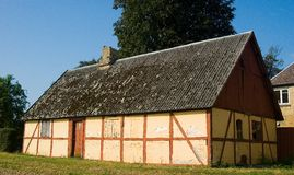 Old farm house royalty free stock photography