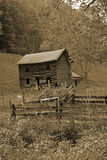 Old farm house Royalty Free Stock Image