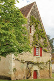 Old Farm house at the Chateau. Chenonceaux. France Stock Images