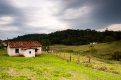 Old farm house Stock Photography
