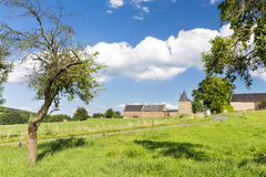 Old Farm House in the Eifel, Germany Royalty Free Stock Photography