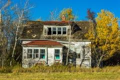 Old Farm House Royalty Free Stock Photos