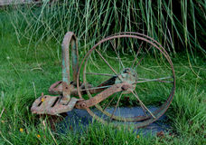 Old Farm machinery Stock Photos