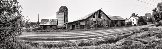Old farm Royalty Free Stock Photography