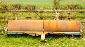 Old farm Roller Royalty Free Stock Photography