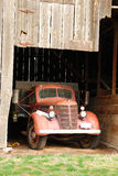 Old Farm Truck Stock Photo