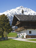 Old farm in Tyrol Stock Photo