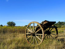 Old farm wagon Royalty Free Stock Photography