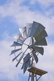 Old farm wind mill Royalty Free Stock Photography