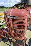 Old Farmall tractor Stock Image