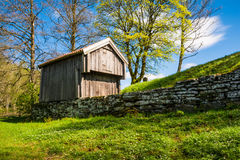 Old  farmer house Royalty Free Stock Photography