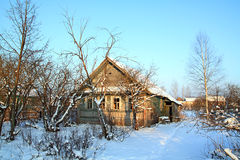 Free Old Farmhouse Stock Images - 12934084