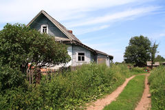 Old farmhouse Royalty Free Stock Image