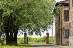 Free Old Farmhouse Royalty Free Stock Photo - 48973365
