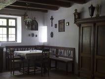 Old farmhouse interior Stock Photography