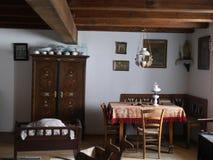 Old farmhouse interior Royalty Free Stock Photo