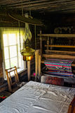 Old farmhouse room Royalty Free Stock Photos