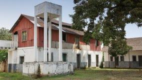 Old farmhouse, Sao Tome and Principe, Africa Stock Photos